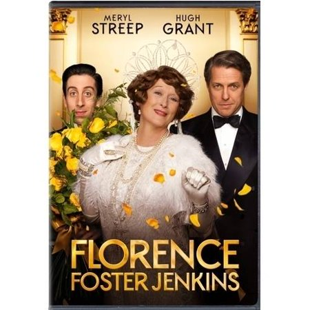 Florence Foster Jenkins (DVD) (Walmart Exclusive)