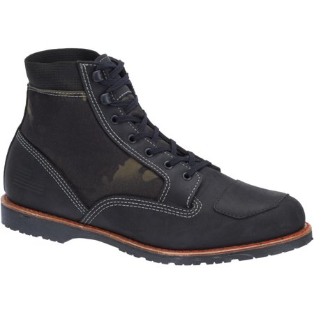 Bates Men's Freedom Water resistant Leather Lace Up Work Boot