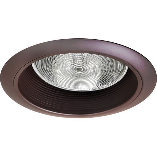 NICOR Lighting R40 6'' Recessed Trim