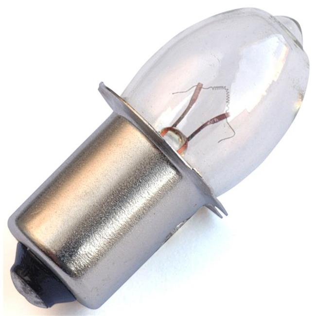 Black Point Products MB-PR04 2.33 V 2-D Cell Miniature Light Bulb, Clear - image 1 of 1