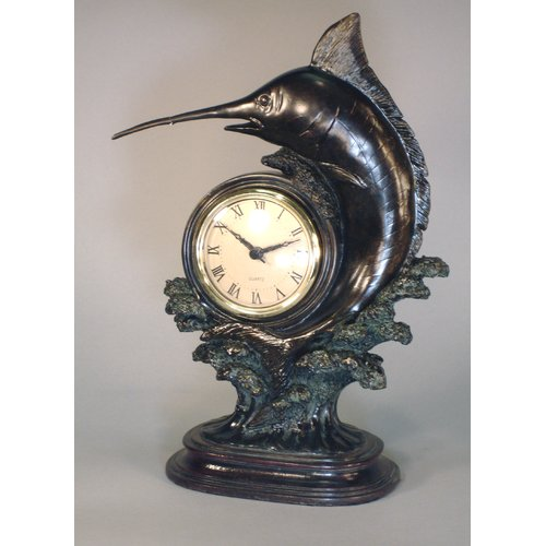 Judith Edwards Designs Marlin Clock