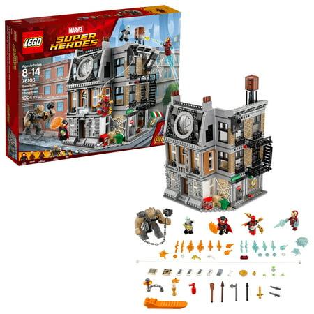 LEGO Marvel Super Heroes Avengers Sanctum Sanctorum Showdown 76108