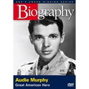 Biography: Audie Murphy, Great American Hero (DVD) by ARTS AND ENTERTAINMENT NETWORK