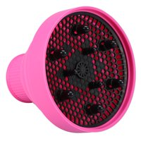 Yosoo Hair Diffuser, 5 Colors Foldable Hairdryer Hair Diffuser For Curly Hair and Natural Hair - Professional Blow Dryer Hair Diffuser to Maximize Frizz-Free Volume and Enhance Curly Hair