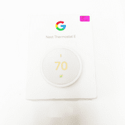 Nest T4000ES Learning Programmable Thermostat E with Wi-Fi Compatibility - Open Box