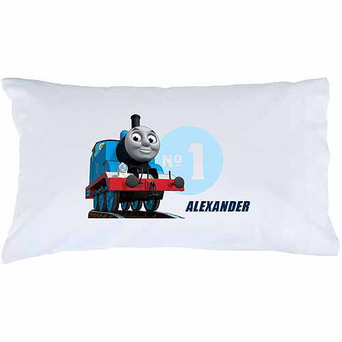 Personalized Thomas & Friends No. 1 Pillowcase