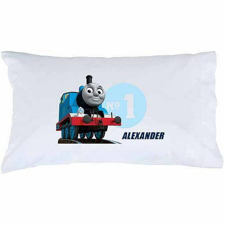 Thomas The Train Pillowcase Interesting Personalized Thomas Friends No 60 Pillowcase Walmart