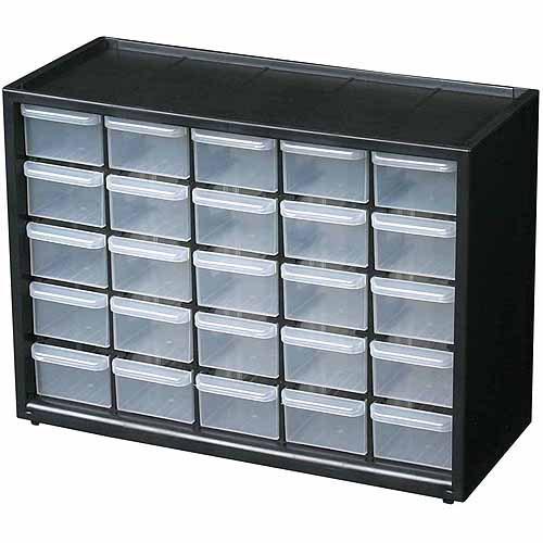 Flambeau 6576NA 25 Drawers Utility Box