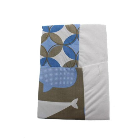 Green Changing Pad Cover - Room 365 Whales 2 Pack Printed Changing Pad Cover Blue