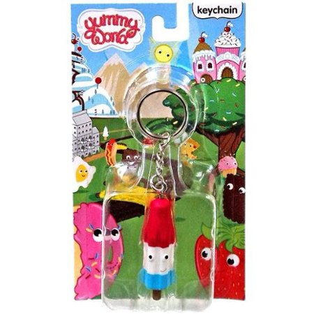 Yummy World Ice Pop Keychain
