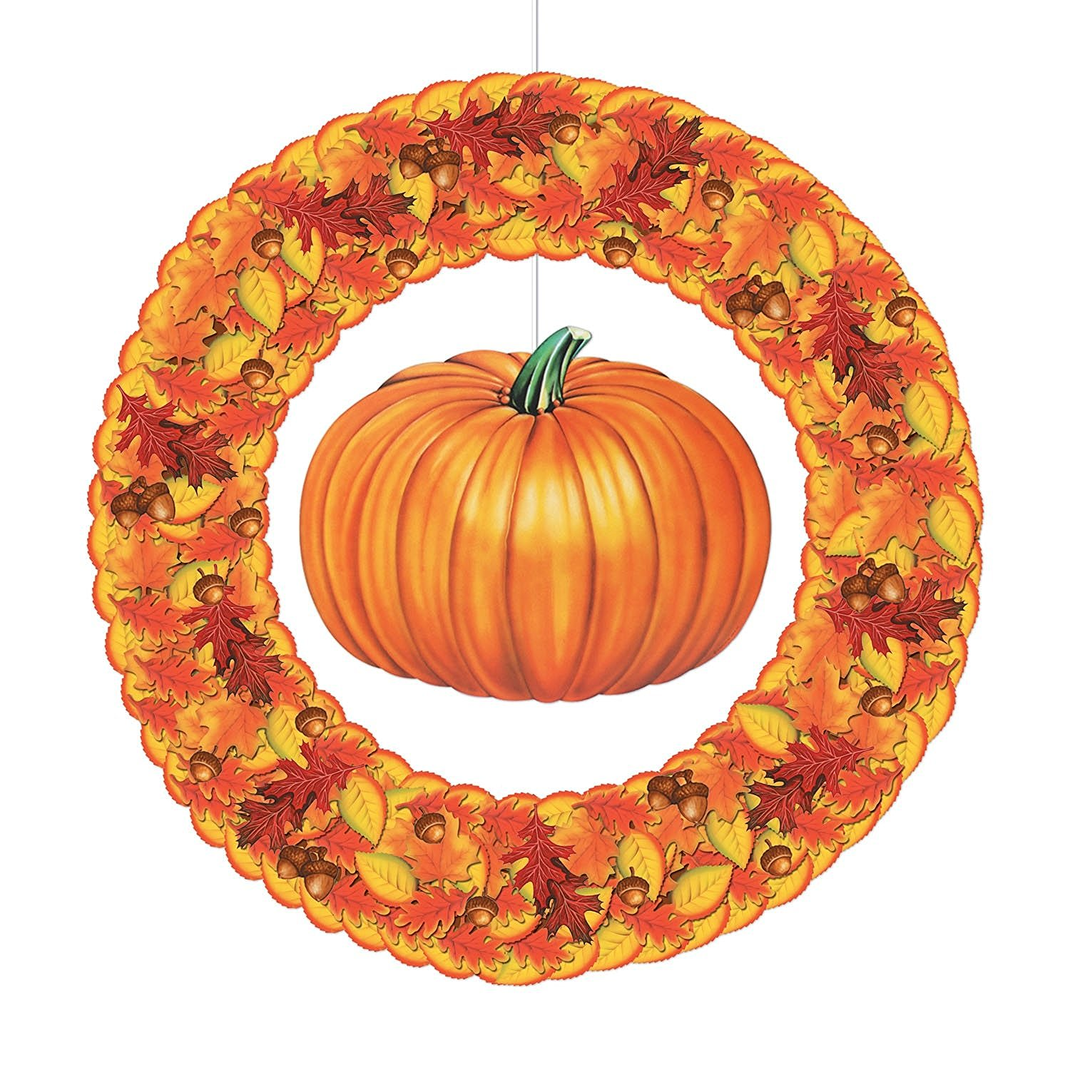 Beistle 90726 Fall Harvest Mobile Pack of 12