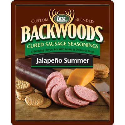 Brand New Jalapeno Summer Sausage Seasoning Makes 5 lbs. by