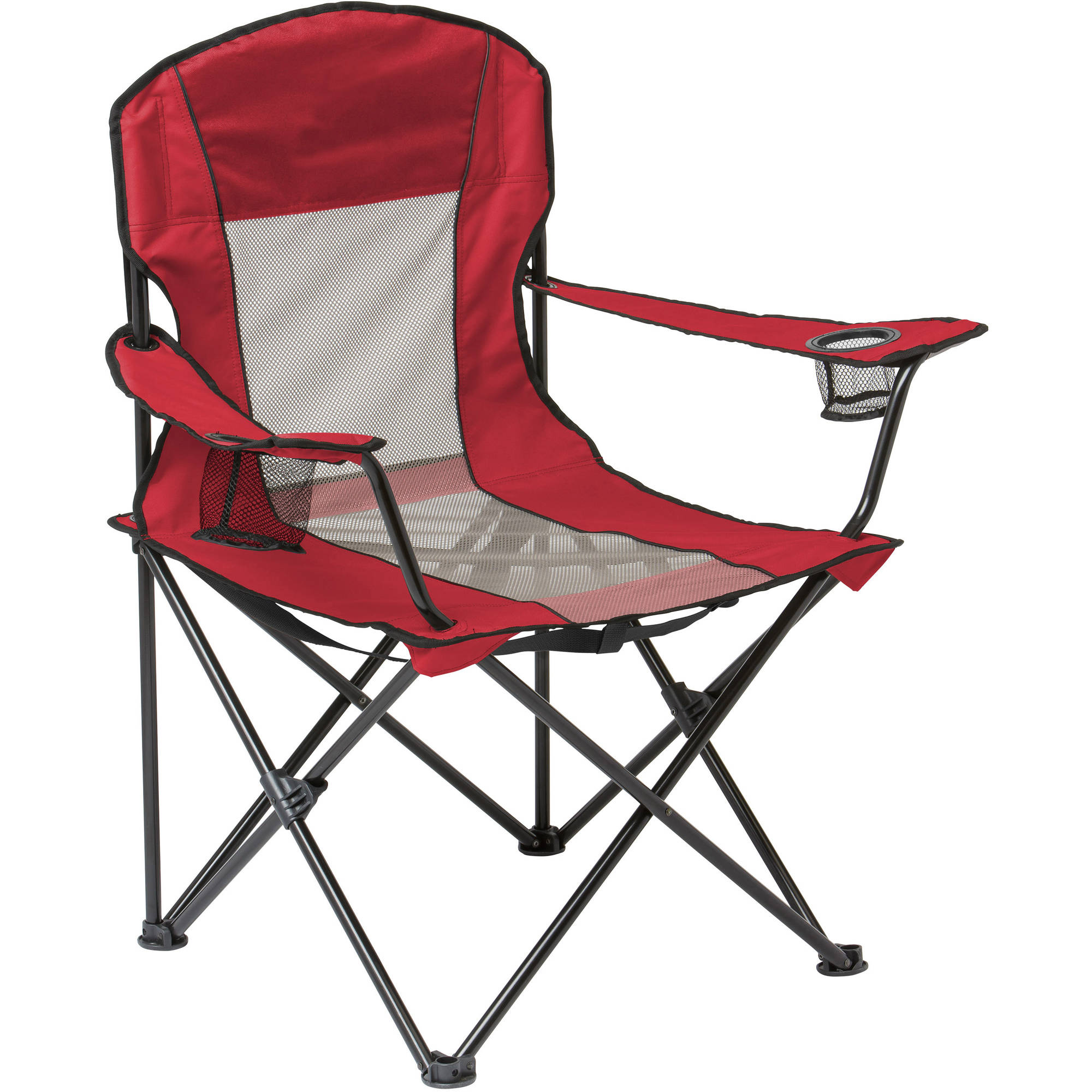 Ozark Trail Premium Oversized Mesh Quad Chair
