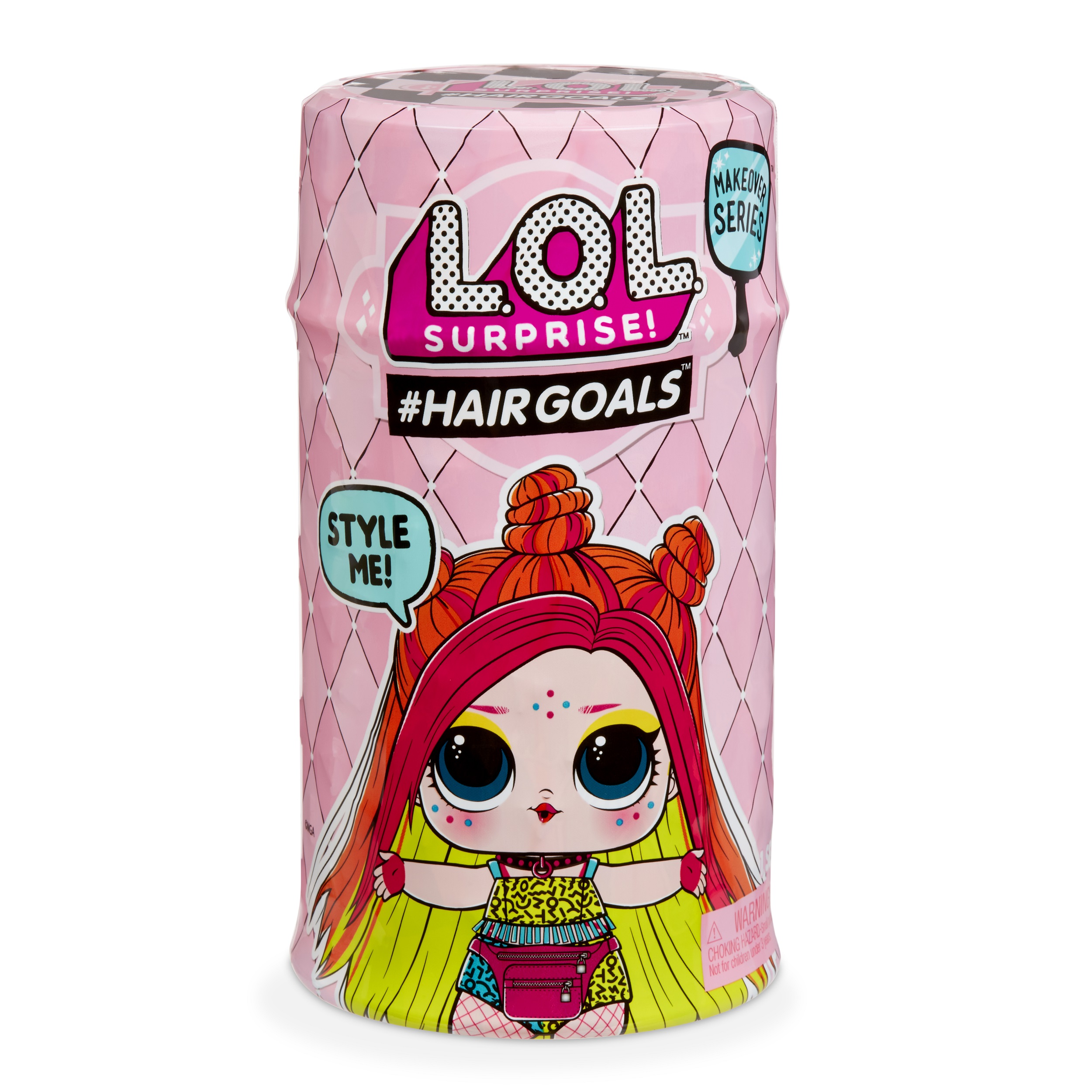 1 LOL Surprise! Hairgoals Makeover Series WAVE 2 Big Sister Doll In Hand