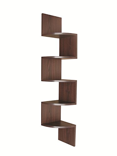 Large Corner Wall Mount Shelf by USA