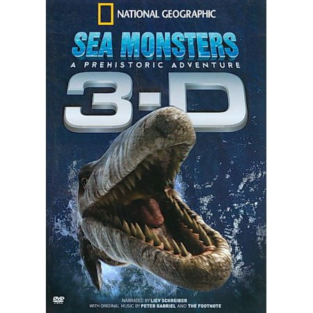 National Geographic: Sea Monsters, A Prehistoric Adventure (IMAX) (DVD)