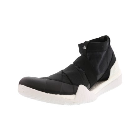 Adidas Women's Pureboost X Trainer 3.0 Ll Black / White Ankle-High Fashion Sneaker - (Adidas Predator Absolion Fg White White White)