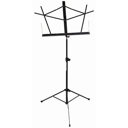 Stageline Ms2Bkb Music Stand W/ Bag