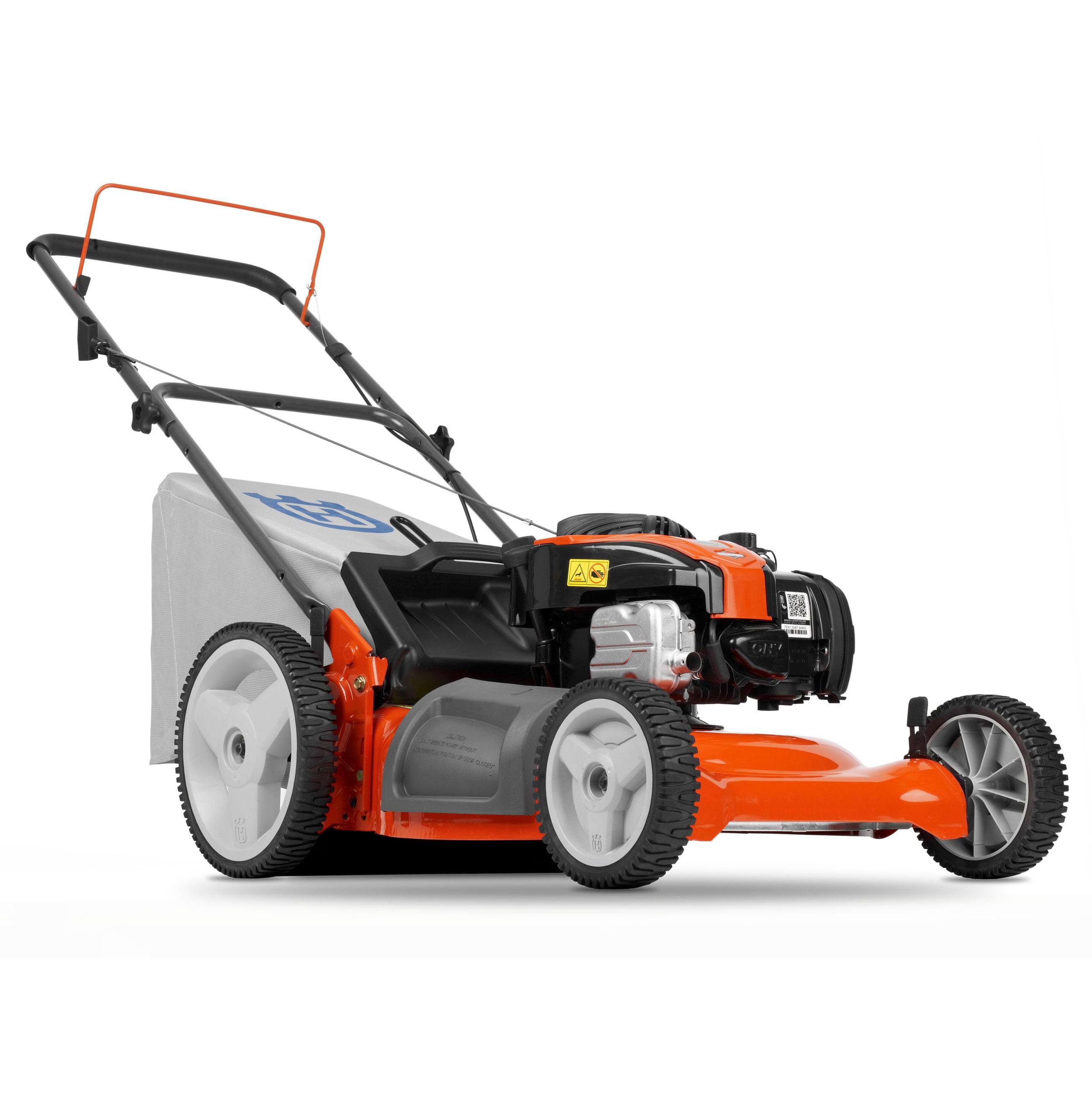 husqvarna manual push mower ebook
