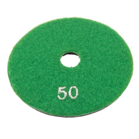 Polishing Granite Pads Concrete - Granite Concrete Buffing Wet Dry Diamond Polishing Pad Disc 50 Grit 4 Inch