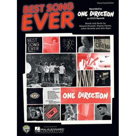 Best Song Ever Sheet Music - eBook