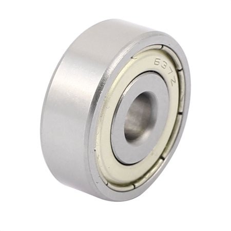 Metal Shielded Sealed Low Speed Deep Groove Ball Bearing 7mmx26mmx9mm 4 Speed Bearing