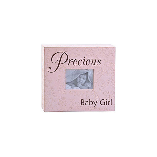 Forest Creations Precious Baby Girl Child Frame