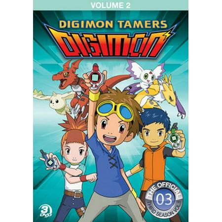 Digimon Tamers: Volume 2 (DVD) - Digimon Halloween