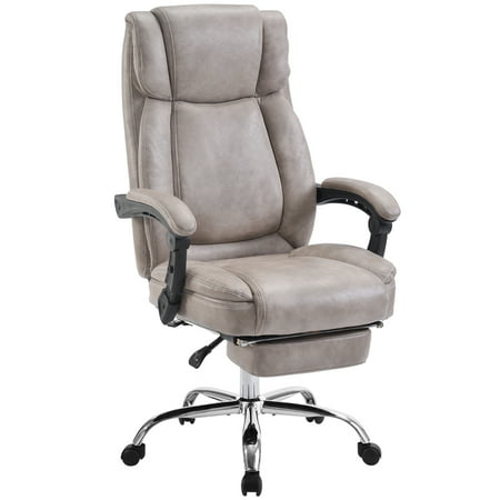 Executive Office Chairs, SEGMART 25.6'' x 25.6''x 51'' PU Leather High Back Office Chair Desk Gaming Chair, Ergonomic Racing Chair, Swivel Executive Computer Chair with Headrest, 250lbs, S4917