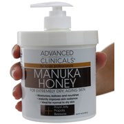 Best Cream For Dry Skins - Advanced Clinicals Manuka Honey Cream for Extremely Dry Review