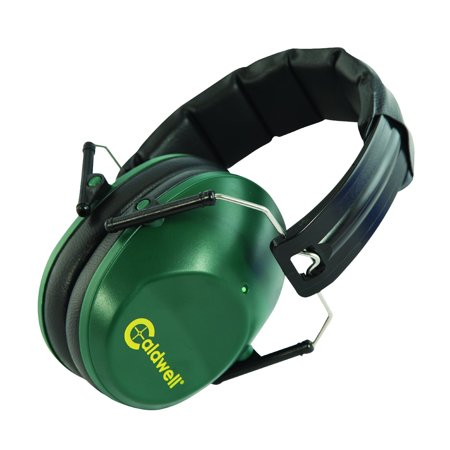 CALDWELL LOW PROFILE RANGE EARMUFFS HEARING PROTECTION 25 DB