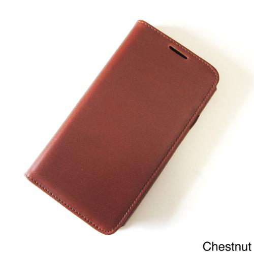 Samsung Galaxy S5 TANNERS Wallet Leather Cases Brown