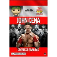 WWE: John Cena's Greatest Rivalries/John Cena Mini Funko (DVD)