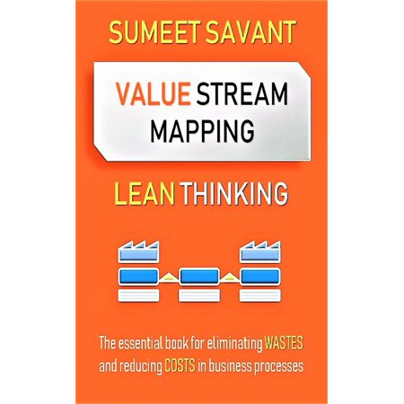 Value Stream Mapping - eBook