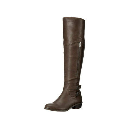 Custom Handmade Boots (Indigo Rd. Womens Custom Closed Toe Knee High Fashion)