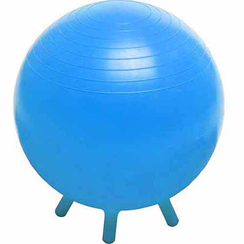Champion Stability Ball with Feet, 45 cm
