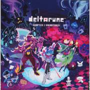 Deltarune Chapter 1 Soundtrack (Exclusive Ralsei (Green) Colored Vinyl) LP Record -Toby Fox