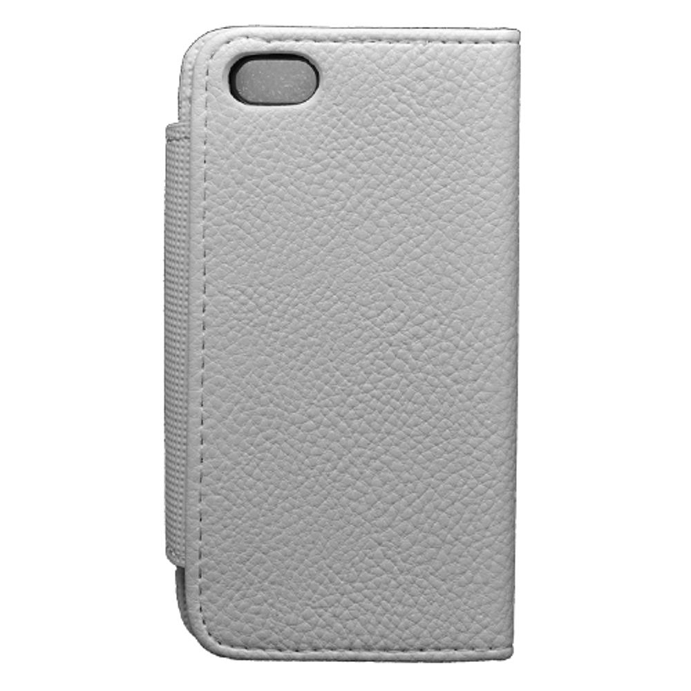 iPhone 5S Case, iPhone SE Case, by Insten Leather Wallet ...