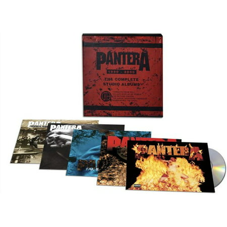 Complete Studio Albums 1990-2000 (Remaster) (CD)