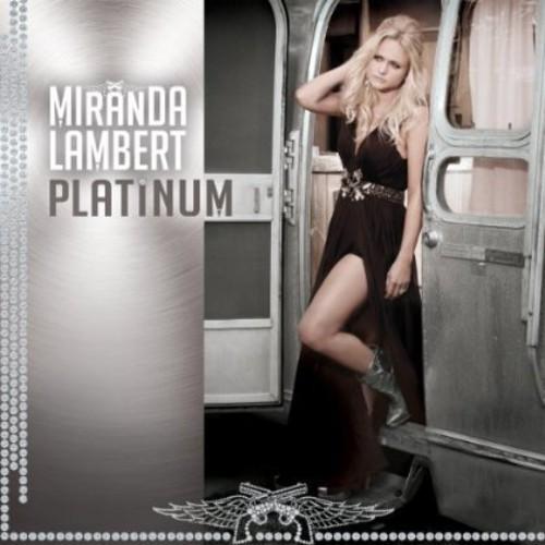 Miranda Lambert, Platinum, (CD)