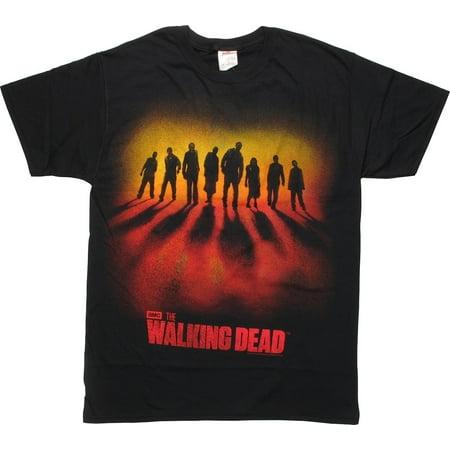 Walking Dead Girl Zombie (Walking Dead Zombie Walkers Sunset)