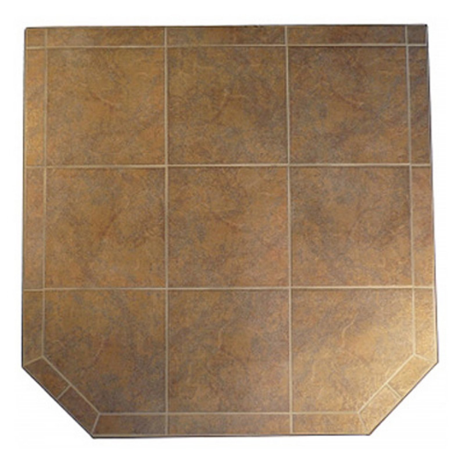 HearthSafe Steel Frame Standard Hearth Pad