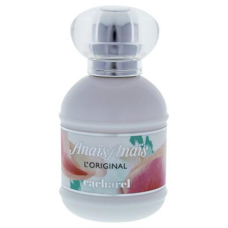 Cacharel Anais Anais L'Original Eau De Toilette Spray 1 oz Anais Anais Gardenia Perfume