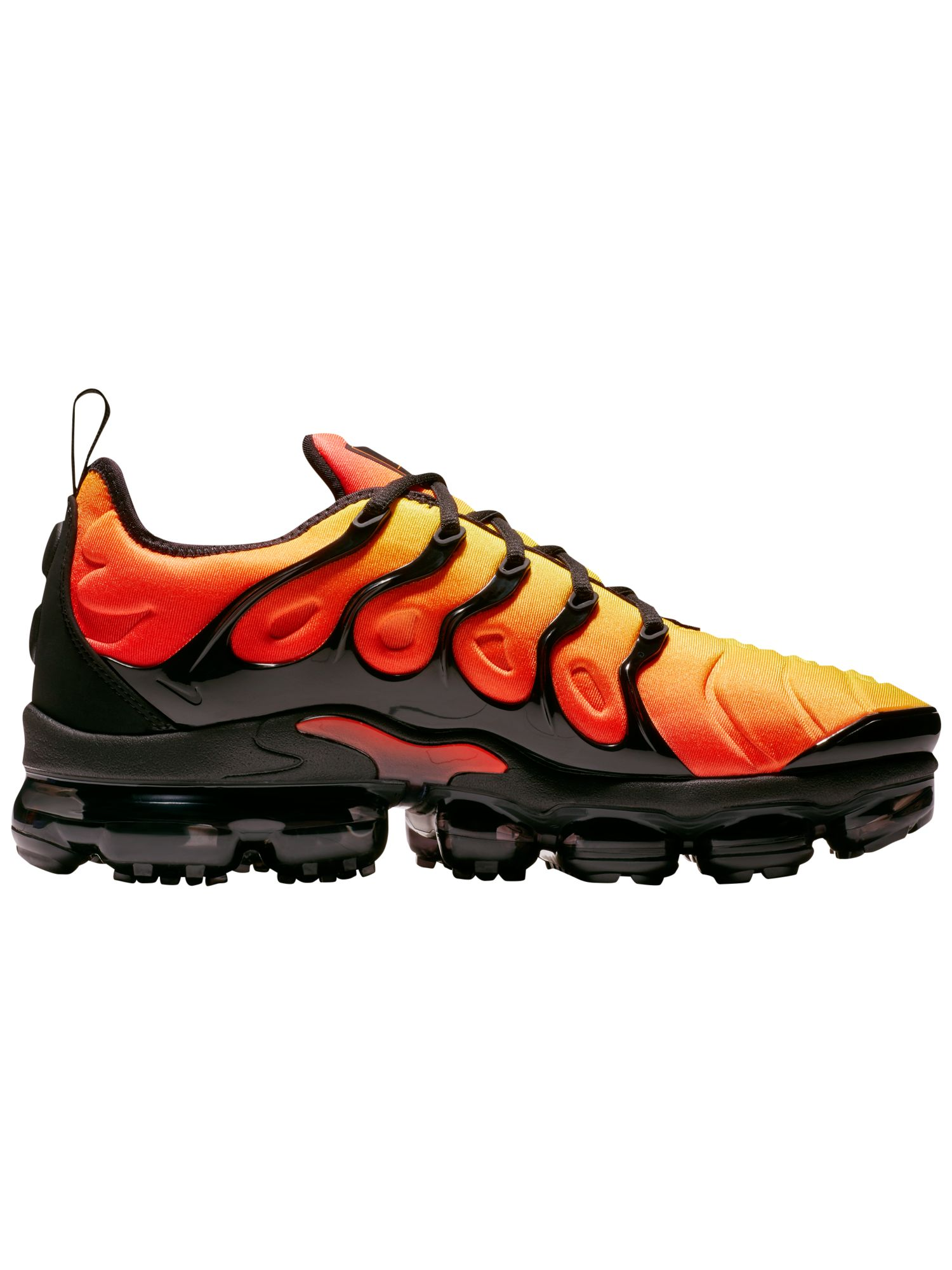 on sale 5da40 ce366 shop nike air max 90 atmos size 9.5 new 1210f f033e  promo code for nike air  vapormax plus mens running shoes black black total orange total crimson