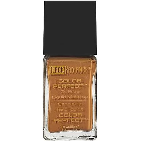 Black Radiance Color Perfect Oil Free Liquid Makeup, Rum Spice 1 oz (Pack of 2)