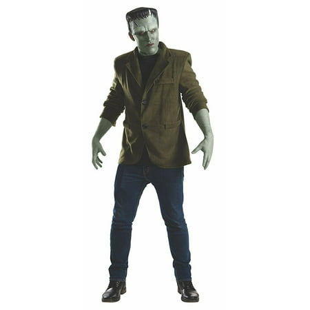 Universal Monsters Mens Frankenstein Halloween Costume - Cool Mens Halloween Costumes Uk