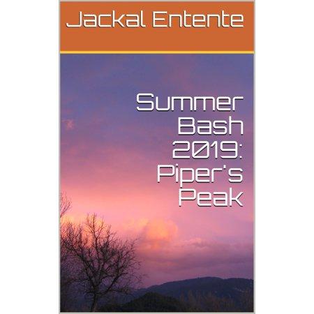 Summer Bash 2019: Piper's Peak - eBook