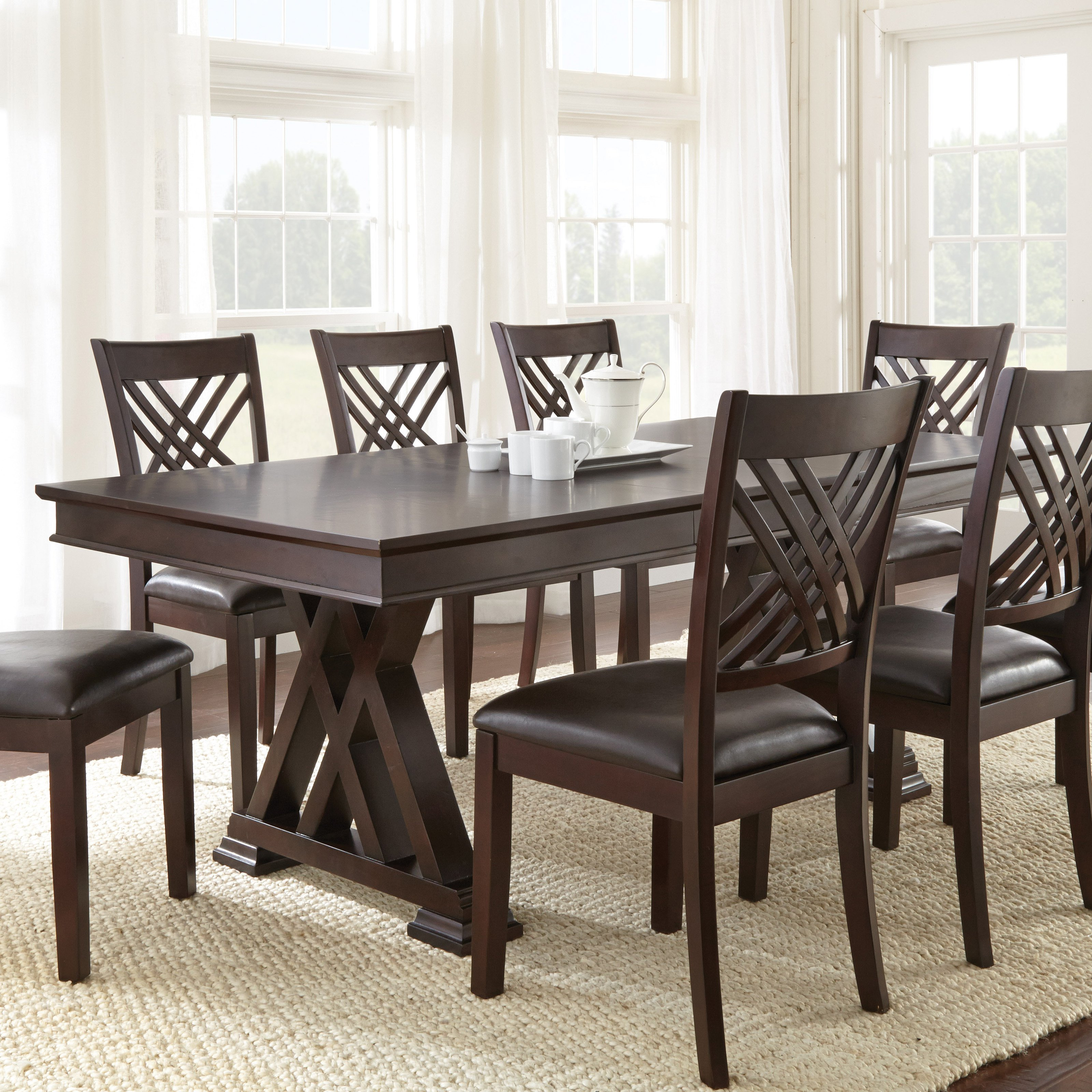 Steve Silver Adrian Dining Table by