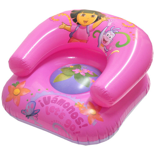 Nickelodeon Dora the Explorer Inflatable Chair  sc 1 st  Walmart & Nickelodeon Dora the Explorer Inflatable Chair - Walmart.com