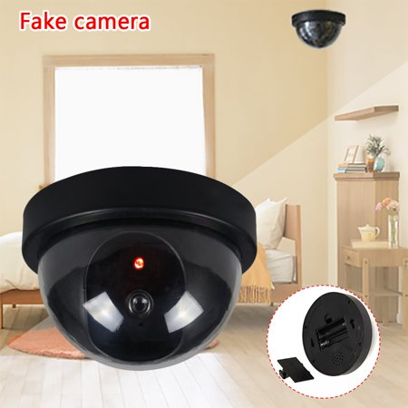 Famure Indoor/ Outdoor Monitoring Wireless Fake Camera Matte Infrared Security Camera Fake Dome Dummy Camera Household Closed Circuit Monitoring Camera Famure Indoor/ Outdoor Monitoring Wireless Fake Camera Matte Infrared Security Camera Fake Dome Dummy Camera Household Closed Circuit Monitoring Camera